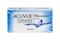 Acuvue Oasys with Hydraclear Plus (12 lenzen)