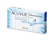 Acuvue Oasys with Hydraclear Plus (6 lenzen)